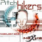 PITCH HIKERS TWILIGHT ZONE SOUTH AFRICA PSY-TRANCE CD