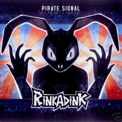 RINKADINK PIRATE SIGNAL SOUTH AFRICA PSY-TRANCE CD