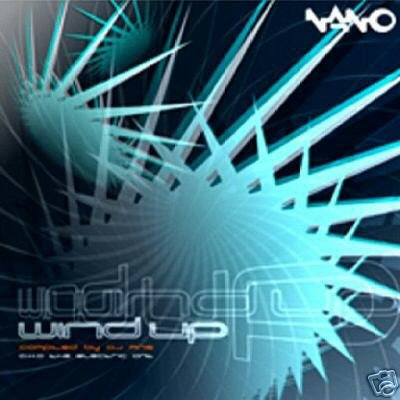 WIND UP 2004 GLADE FESTIVAL SOUTH AFRICA PSY-TRANCE CD