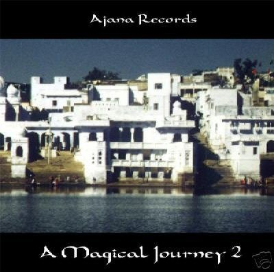 A MAGICAL JOURNEY 2 TIM SCHULDT DOWNTEMPO GERMAN CD