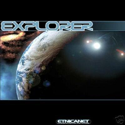 EXPLORER ETNICA STRIDER BIO-TONIC PAN BLC FILTERIA CD