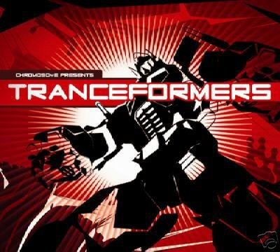 CHROMOSOME PRESENTS TRANSFORMERS OXYGENE V RARE GOA CD