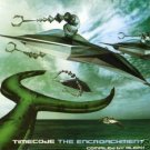 THE ENCROACHMENT ARTIFAKT STRALIA RASTALIENS PHYX CD