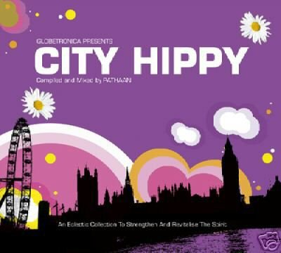 CITY HIPPY TEN MADISON DREADZONE JAMES ASHER RARE 2X CD