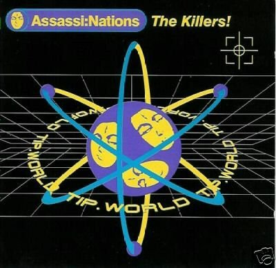 ASSASSI:NATIONS THE KILLERS ALIEN PROJECT ZORBA OOP CD