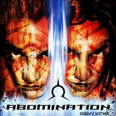 ABOMINATION 2 ENEMY WITHIN ISRAEL PSY-TRANCE CD