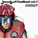 SOUNDS OF FEEDBACK VOLUME 1 JAPAN PROGRESSIVE TRANCE CD