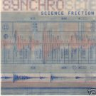 SYNCHRO SCIENCE FRICTION RARE TIP.WORLD COLLECTORS CD