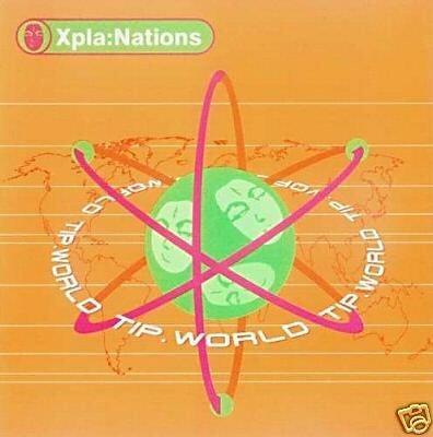 XPLA:NATIONS XPLA-NATIONS RARE TIP.WORLD PSY-TRANCE CD
