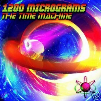 1200 MICS MICROGRAMS THE TIME MACHINE TIP.WORLD OOP CD
