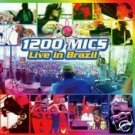 1200 MICS MICROGRAMS LIVE IN BRAZIL SUPERB TIP.WORLD CD
