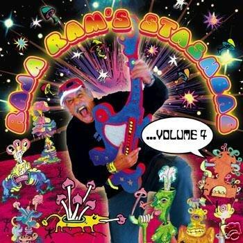 RAJA RAM'S STASH BAG VOLUME 4 FOUR RARE TIP.WORLD CD
