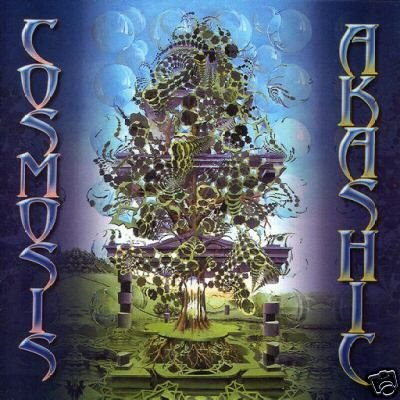COSMOSIS AKASHIC SUPERB COLLECTORS OOP PSY-TRANCE CD
