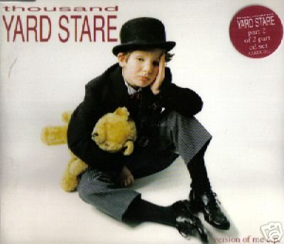 THOUSAND YARD STARE VERSION OF ME EP 4 TRACK CD NEW