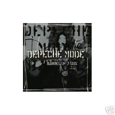 DEPECHE MODE BARREL OF A GUN 4 TRACK SCANDANAVIAN CD