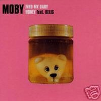MOBY FIND MY BABY CD LIMITED EDN CARD SLEEVE NEW