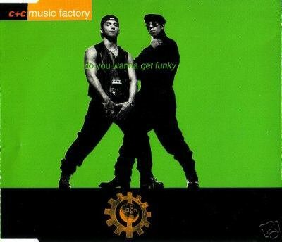 C&C MUSIC FACTORY DO YOU WANNA GET FUNKY CD NEW