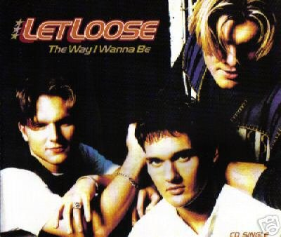 LET LOOSE THE WAY I WANNA BE RARE COLLECTORS CD NEW