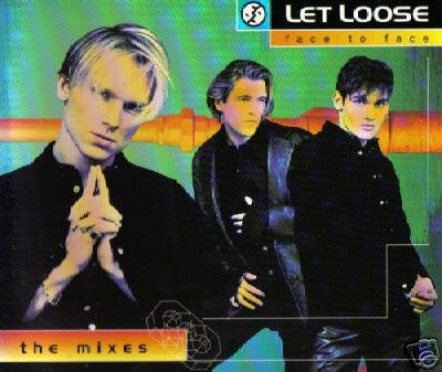 LET LOOSE FACE TO FACE THE MIXES COLLECTORS CD NEW