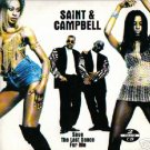 SAINT & AND CAMPBELL SAVE THE LAST DANCE FOR ME CD NEW