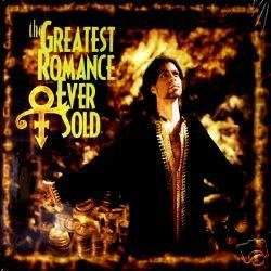 ARTIST PRINCE THE GREATEST ROMANCE EVER SOLD CD NEW