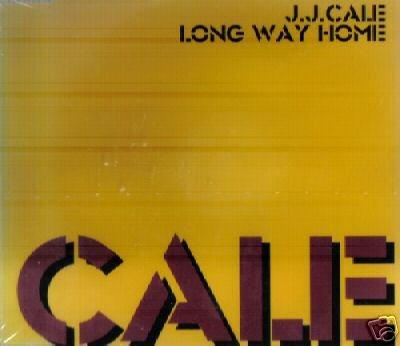 J.J. JJ CALE LONG WAY HOME ORIGINAL CD NEW & SEALED