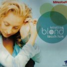 KRISTINE BLOND TEACH HIM RARE GHEESPOT MIXES CD IMPORT