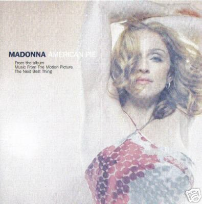 MADONNA AMERICAN PIE RARE LTD EDN CARD SLEEVE CD NEW