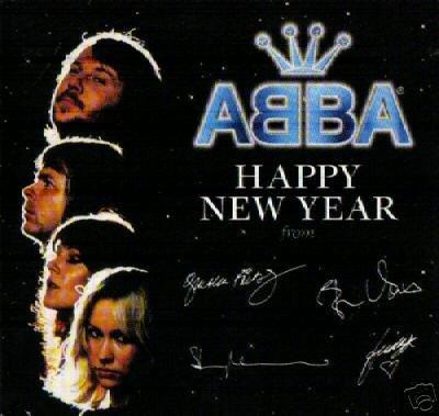 ABBA HAPPY NEW YEAR ADANTE ADANTE RARE CD NEW