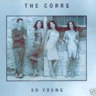 THE CORRS SO YOUNG K-KLASS REMIX CARDBOARD SLEEVE CD