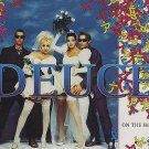 DEUCE ON THE BIBLE DELETED LONDON RECORDS CD NEW