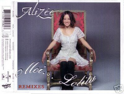 ALIZEE MOI LOLITA RARE REMIXES OOP FRENCH IMPORT CD NEW