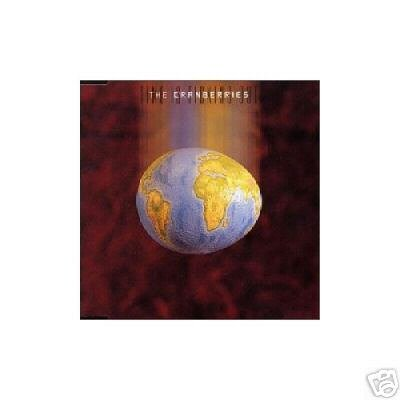 THE CRANBERRIES TIME IS TICKING OUT RARE 4 TRACK CD NEW