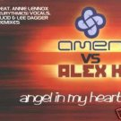 AMEN VS ALEX K ANGEL IN MY HEART RARE OOP CD NEW