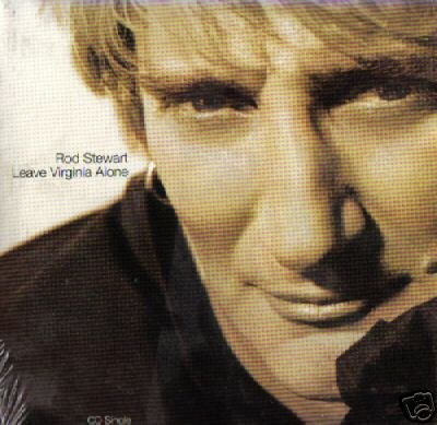 ROD STEWART LEAVE VIRGINIA ALONE V RARE CD SEALED