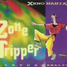 XENO MANIAX ZONE TRIPPER 5 TRACK REMIXES CD NEW