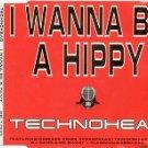 TECHNOHEAD I WANNA BE A HIPPY 5 TRACK REMIX CD SEALED