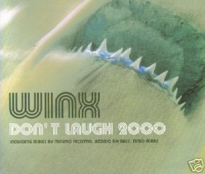 WINX DON'T DONT LAUGH THE REMIXES SUPERB 6 TRK CD - NEW