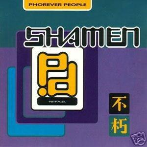 THE SHAMEN PHOREVER PEOPLE 6 TRACK REMIXES CD NEW Item number: 270107417827