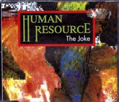 HUMAN RESOURCE THE JOKE CD IMPORT NEW SAME DAY DISPATCH