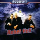 SCOOTER REBEL YELL 3 TRACK COLLECTORS CD IMPORT NEW