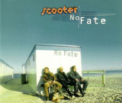 SCOOTER NO FATE 5 TRACK REMIXES CD IMPORT NEW