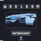 WESTBAM TERMINATOR V RARE SALT & VINEGAR REMIX CD