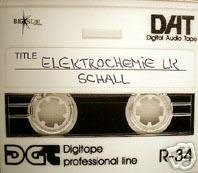 ELEKTROCHEMIE LK SCHALL ULTIMATE 6 TRACK REMIX CD NEW