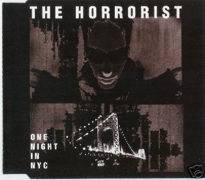 THE HORRORIST ONE NIGHT IN NYC 6 TRACK V RARE CD SEALED