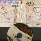 DEUS LITTLE ARITHMETICS CD NEW ORIG. CARDBOARD SLEEVE