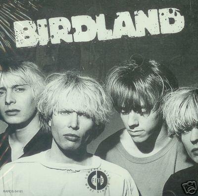 BIRDLAND SLEEP WITH ME 6 TRACK CD NEW & SEALED