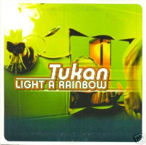 TUKAN LIGHT A RAINBOW CD RARE LTD EDN CARD SLEEVE NEW