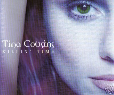 TINA COUSINS KILLIN' TIME SUPERB 4 TRACK COLLECTORS CD