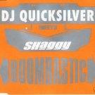 DJ QUICKSILVER MEETS SHAGGY BOOMBASTIC CD NEW